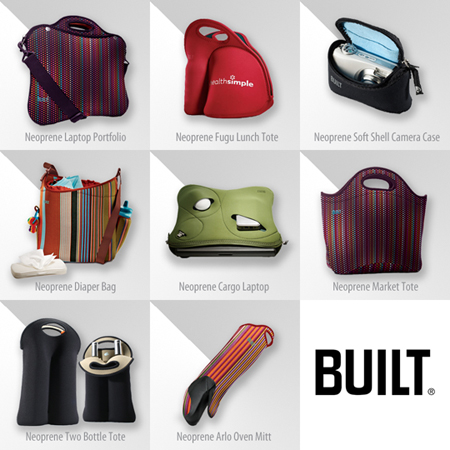 BUILT NY Promotional Products
