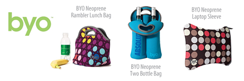 BYO Promotional Products
