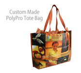 Custom Made PolyPro Tote Bag