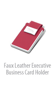 Red & Pink Products_Business Card Holder