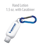 Hand Lotion 1.5 Oz with Carabiner