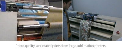 Sublimated Printers