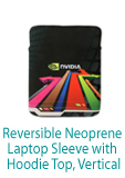 Reversible Neoprene Laptop Sleeve