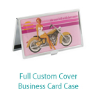 Full Custom Cover Business Card Case