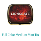 Full Color Medium Mint Tin