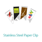 Stainless Steel Paper Clip