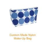 Custom Made Nylon Make-up Bag
