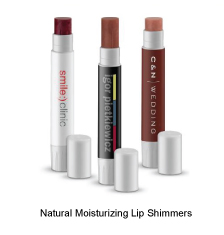 Natural Moisturizing Lip Shimmers