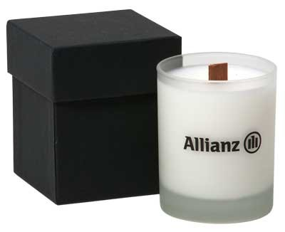 custom promotional candles, promotional candles,