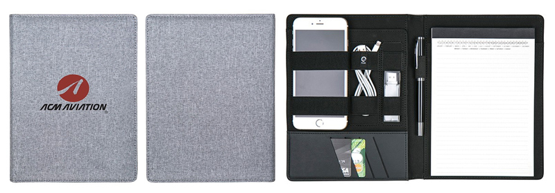 Blog Images Trendy Tech Portfolios with Writing Pads & Tech Organizers1