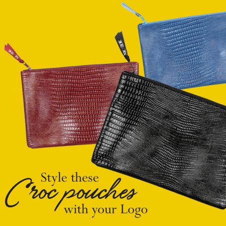 Croc bags for promotion