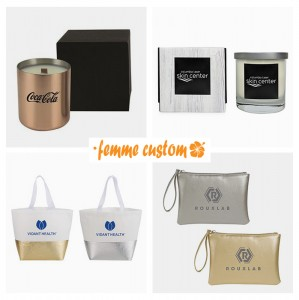 High end promotional products