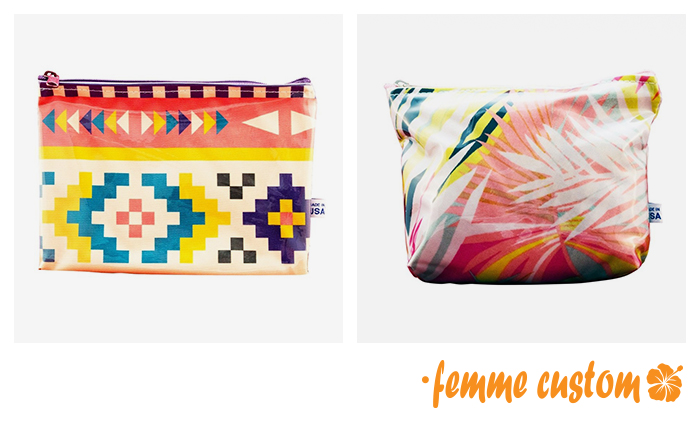 Full Color Sublimation All Over Printed Bags and Totes