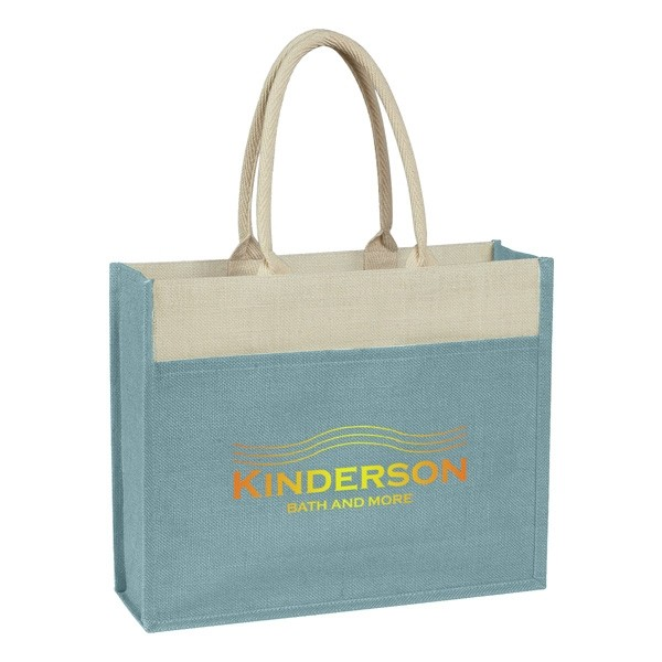 BonBon Paper Kraft Paper Gift Bags in Recycled White