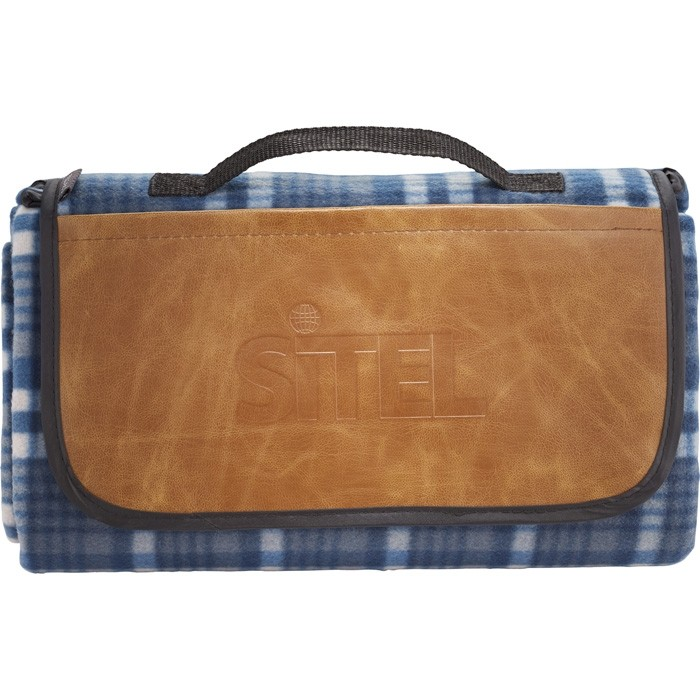 Field Amp Co 174 Picnic Blanket With Carry Strap Promotional