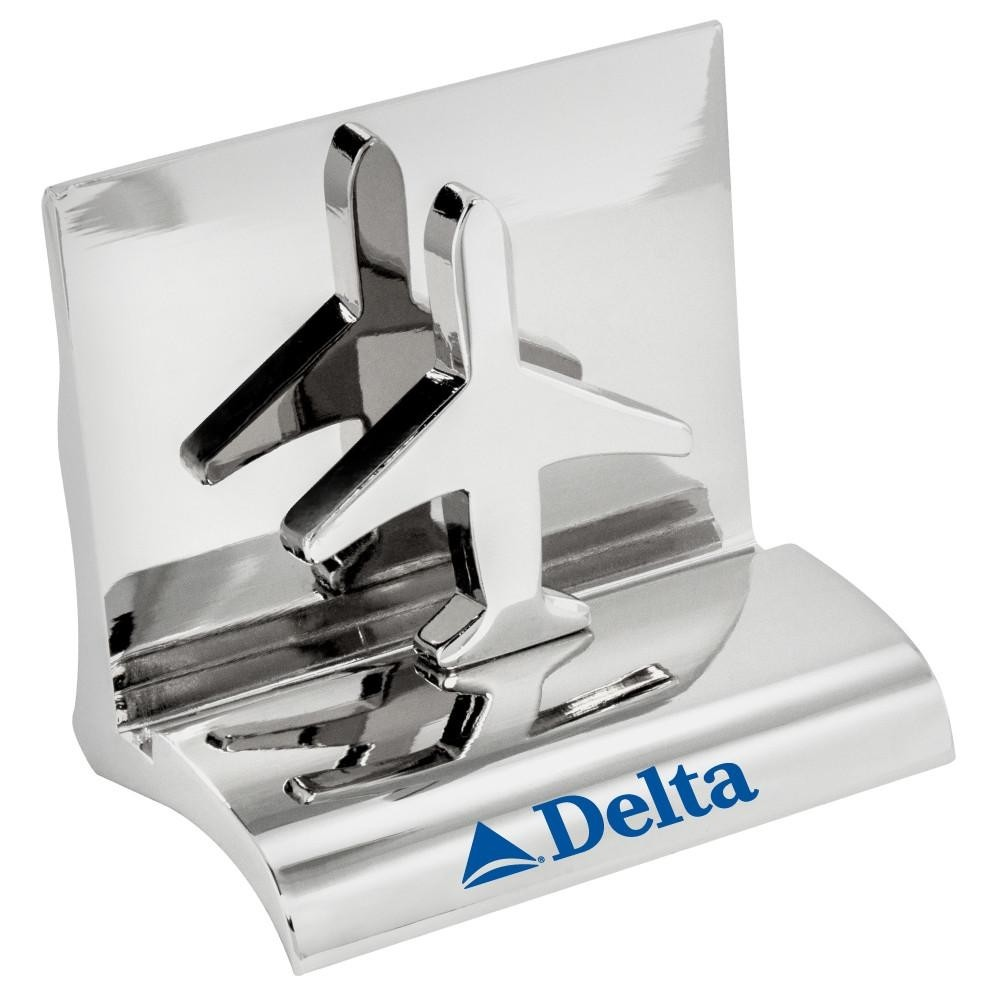 Airplane Business Card Holder