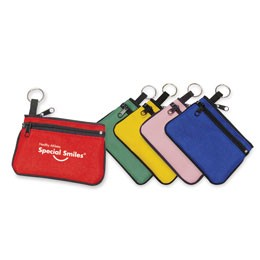 Colorplay Coin and Key Zip Purse