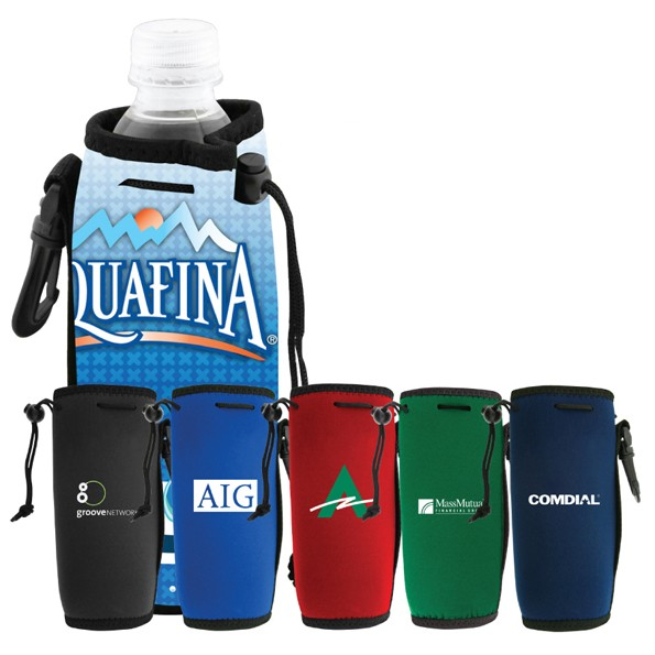 Neoprene Drawstring Bottle Bag