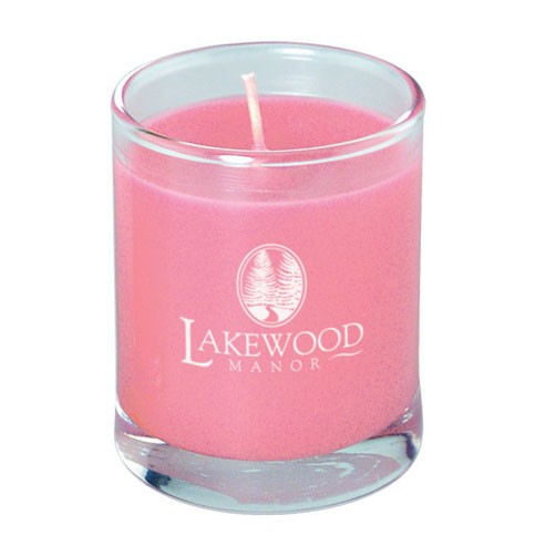 3 Oz Glass Votive Candle - VLUE (Value)
