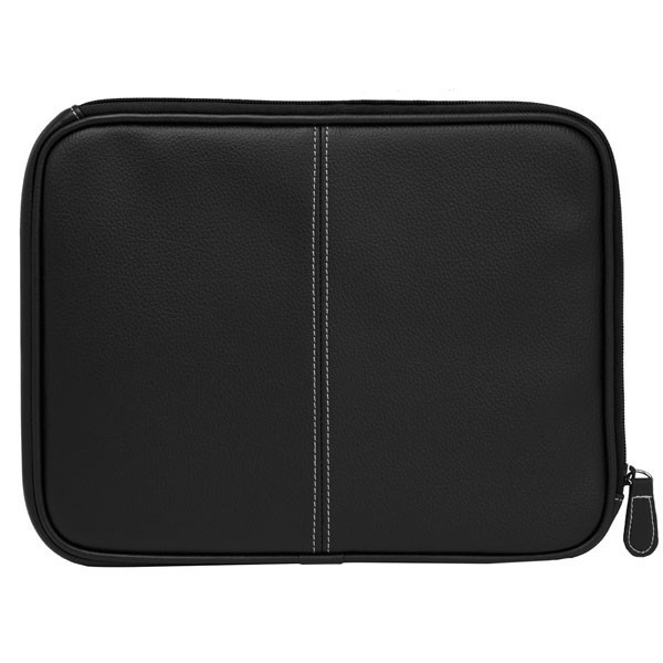 Lisette Stitched Detail Zippered Tablet Case