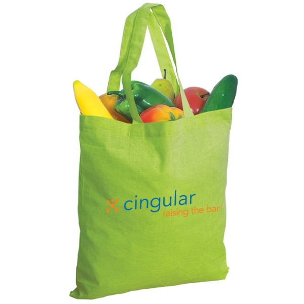 4.5 Oz Lightweight Cotton Tote