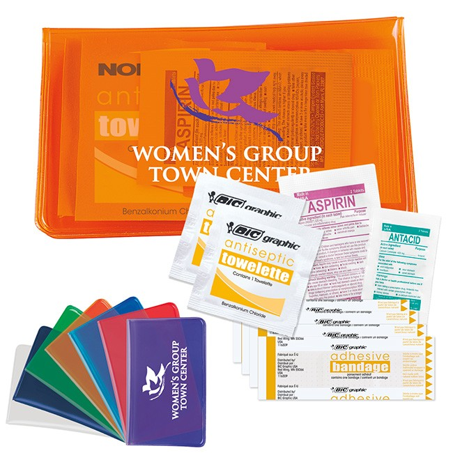 Mailer Friendly Travel Companion First Aid Kit
