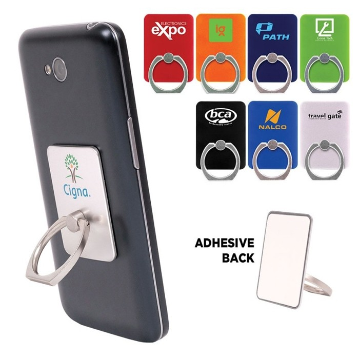 Color Bright Metal Ring Stand Holder for Smart Phones