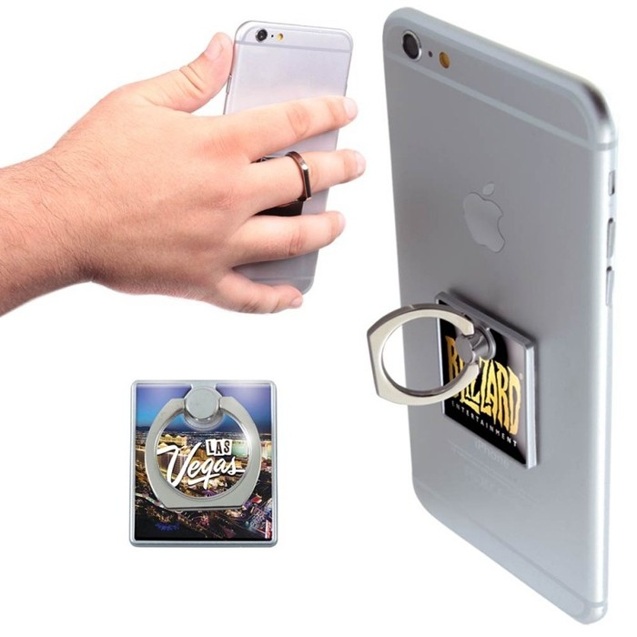 Full Color Sturdy Metal Ring Stand Holder for Smart Phones