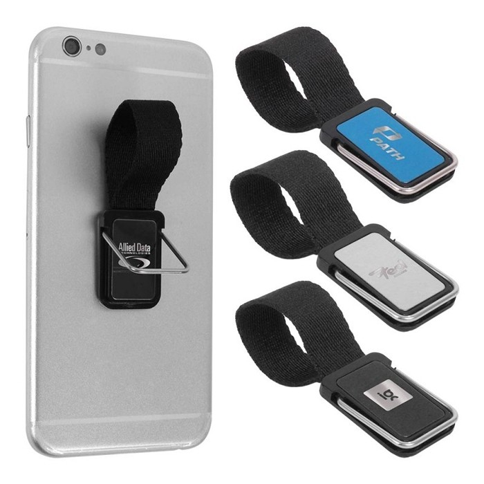Mobile Phone i-Strap and Phone Stand