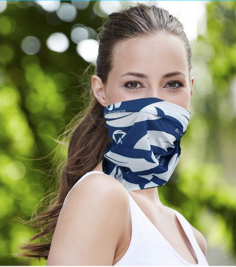 Full Color Tube Face Mask Mouth Cover Scarf