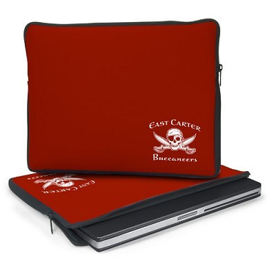 Solid Color Neoprene Laptop Sleeve Small