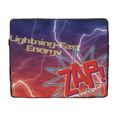 Full Color Two Sided Laptop Sleeve Fully Sublimated Large