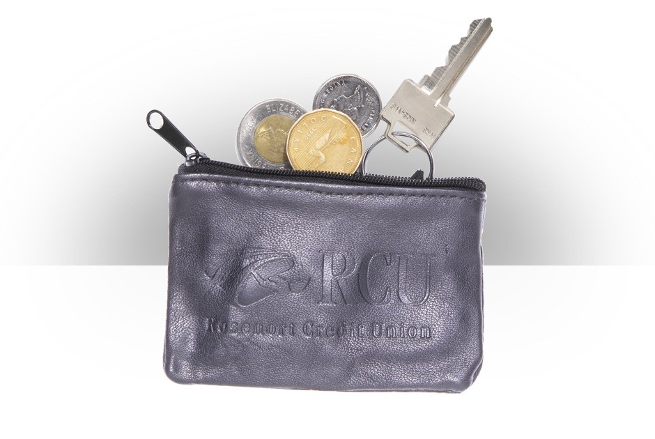 Top Grain Leather Coin Purse
