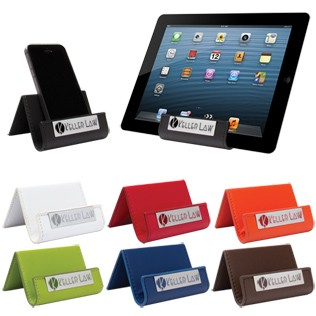 Executive Style Cell Phone or Tablet Stand and Holder