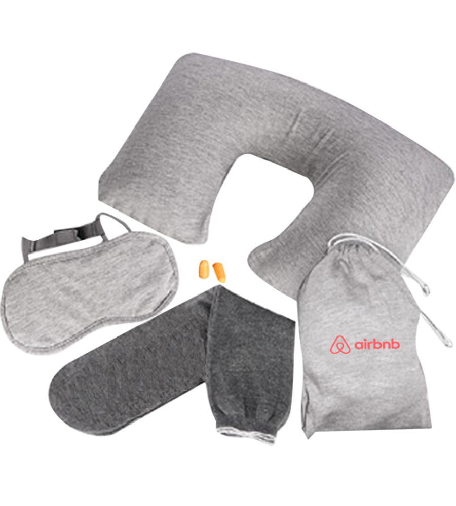 Soft Jersey Travel Pack Gift Set