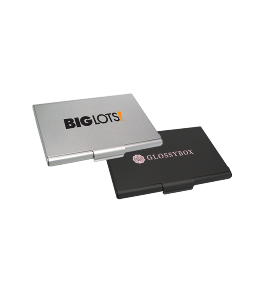 Business Card Holder with Mints II