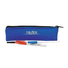 Custom Made Neoprene Laptop and Pencil Case Set