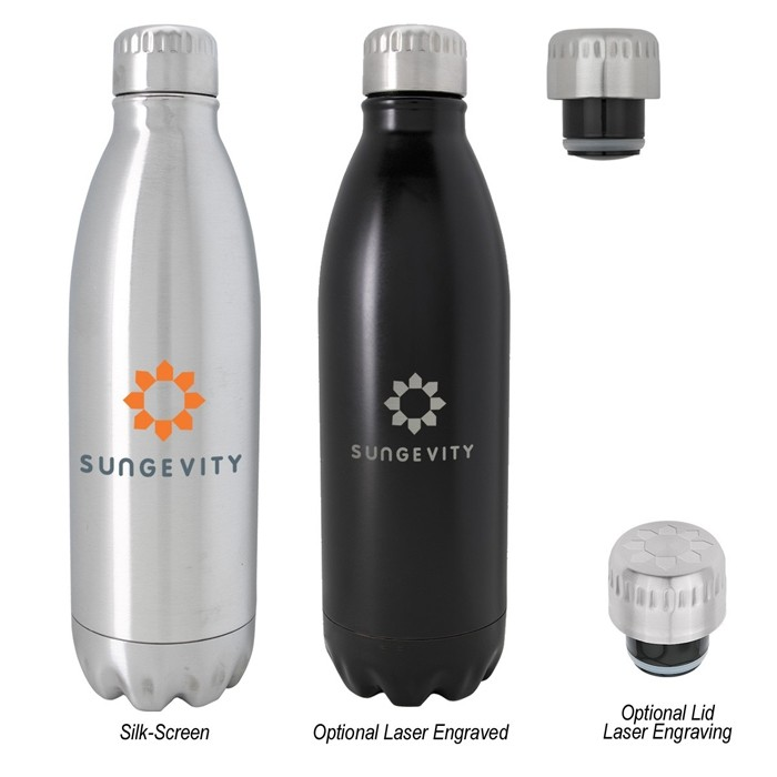 Large Size 26 Oz On-Trend Vacuum Bottle for Hot and Cold