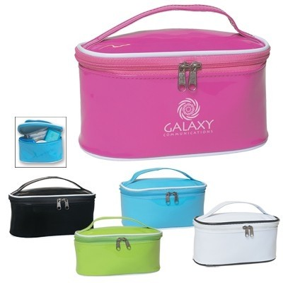 Bright PVC Cosmetic Bag