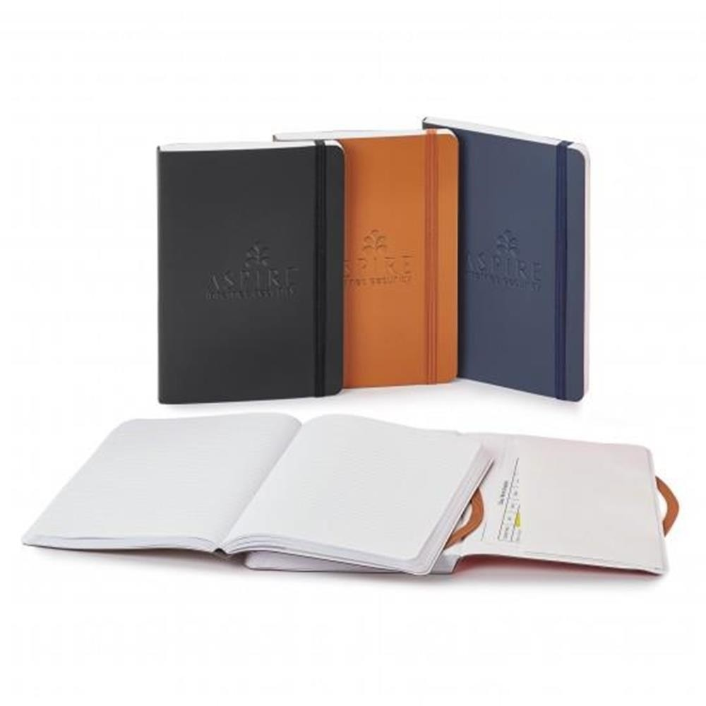 Natalia Handcrated Italian Style Leather Journal Perfectbound