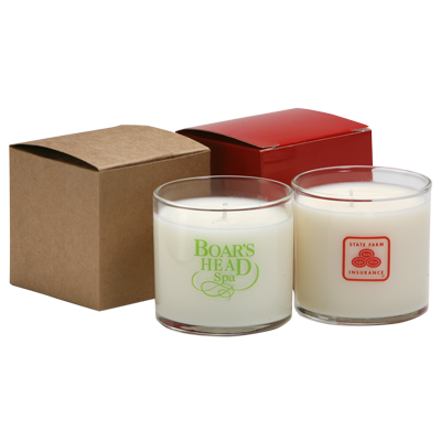 6 Oz Soy Candle Gift Box