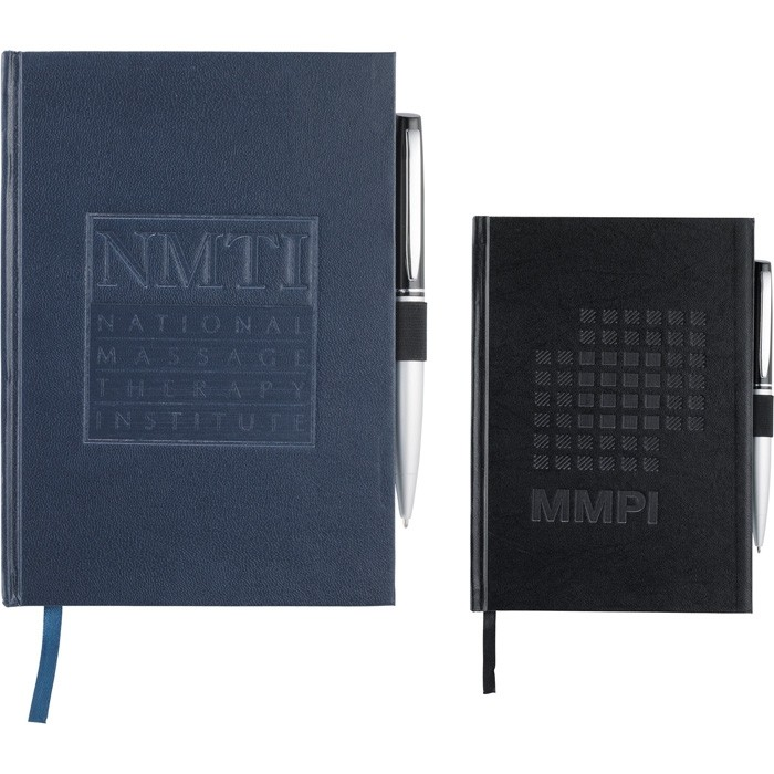 Leatherette Executive Bound 5x7 Notebook Journal