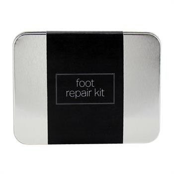 Stress Relieving Foot Kit in Modern Tin Gift Box