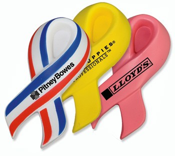 Ribbon Awareness Stress Reliever