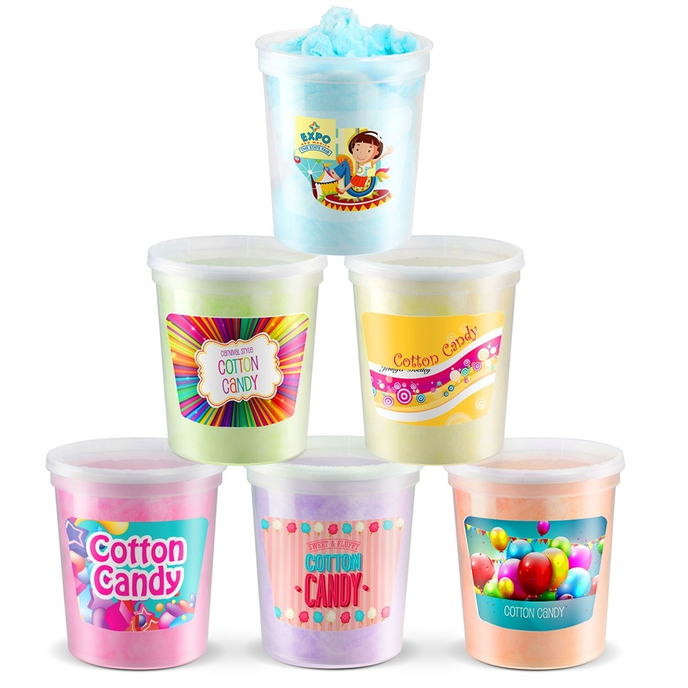 Fresh Cotton Candy Giveaway in Many Colors