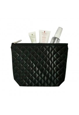 Quality Quilted Cosmetic Case