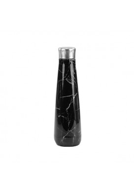 16 Oz Marbled Peristyle Vacuum Insulated Bottle