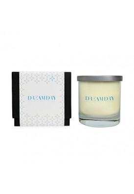 Premium High End 11 Oz Candle with Floating Diamond Wrap - PHE
