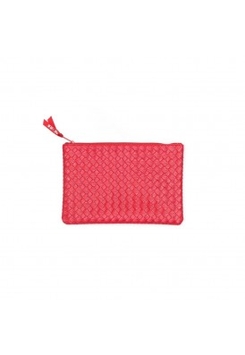 Weave Cosmetics Zippered Pouch