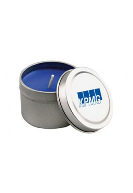 Soy Candle Tin 4 Oz. - VSPE (Value Speed)